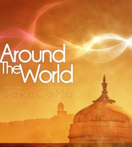 Illustration : pochette d'Album de musique pour SaReGaMa